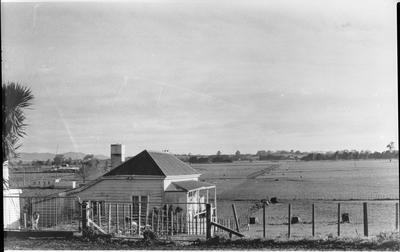 Schoolhouse at Rototuna - built 1881