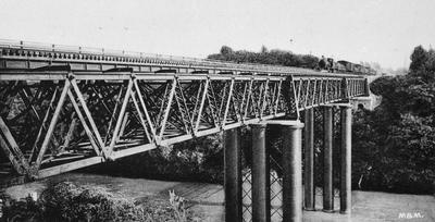 Railway Bridge Hamilton
