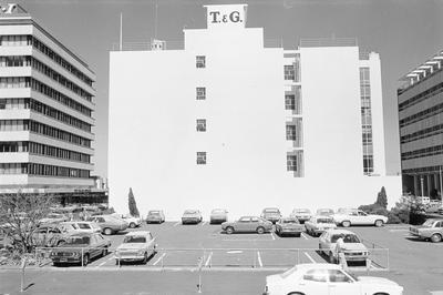 The T & G Building
