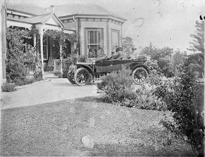 Bankwood homestead, Gordon family