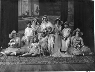 Wedding - A E Hodgkinson
