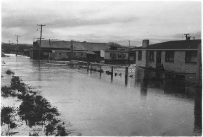 Mercer - flooded