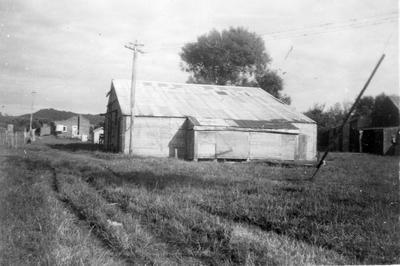 ? Flax mills - Mr Douglas' flax mill