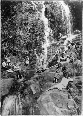 Port Waikato Falls