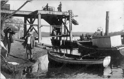 Boats at Huntly