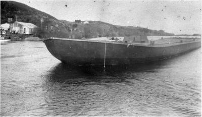 Rawhiti as barge ?