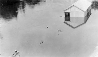Flood Roose Wharf  Cambridge ?