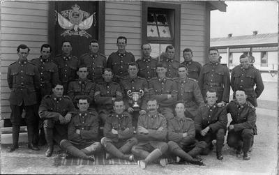 Featherston Camp - No.2 Platoon, A Company