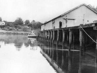 Roose Wharf, Hamilton