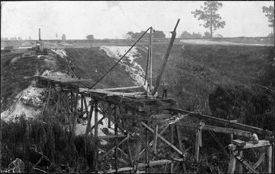Bridge over Frankton Gully