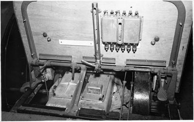 Engine parts - vintage car