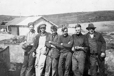 At Renown Mine