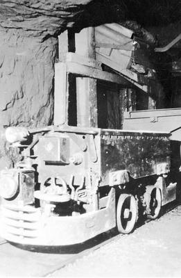 Huntly mining