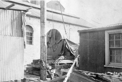 Installing - at Rotowaro Mine