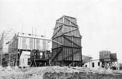 Buildings - Huntly Mine