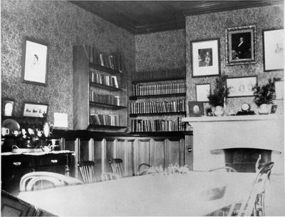 Bankwood, interior - dining room
