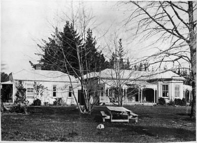 Bankwood homestead - front