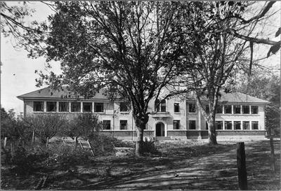 Cherrington Hall at Waikato Diocesan School