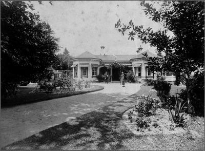 Bankwood Homestead