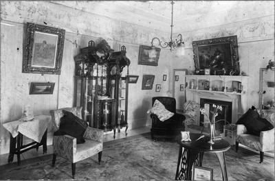 Greenslade House - interior, drawing room