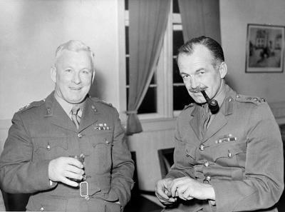 S T Nolan and Brig Rusty Page