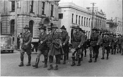 Victoria Street, Army Parade