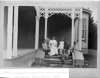 Bankwood - Farrer family