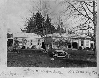Bankwood - front view