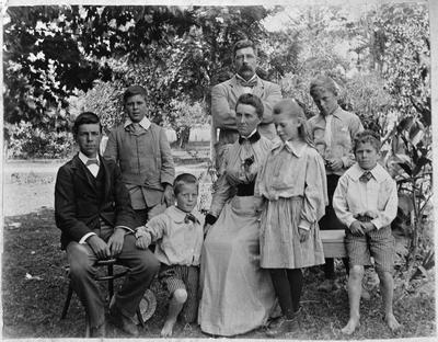 Farrer family