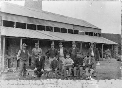 Huntly Brick - Staff photo