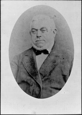 Caesar Henry Roose, grandfather of Caesar Roose