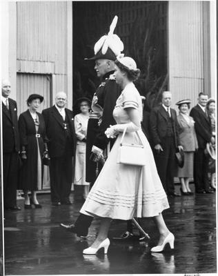 Queen Elizabeth ll - Auckland
