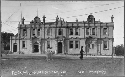 Post Office, Hamilton