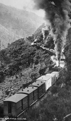 Rimutaka incline - Main trunk line