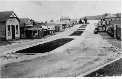 Raglan Township - Bow Street