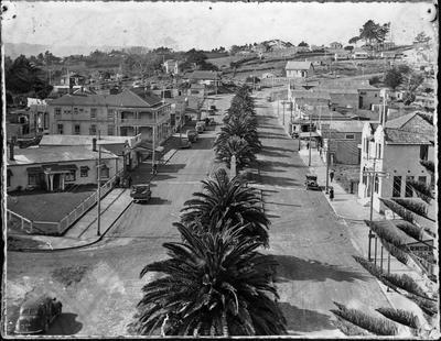Raglan Township - main street