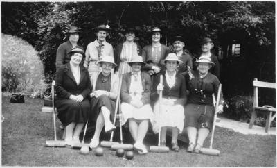 Huntly Croquet Club