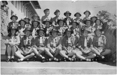 1st Huntly Girl Guide Co.