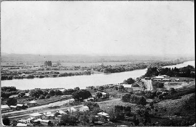 Huntly - pre 1914