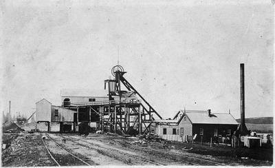 Huntly - extended mine