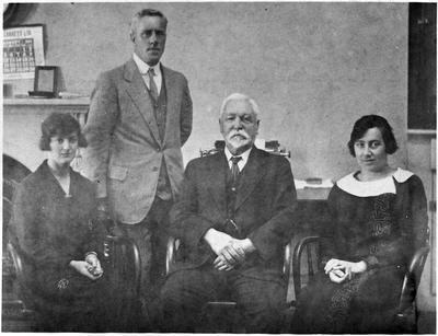 W I Conradi and Waikato Hospital Board staff