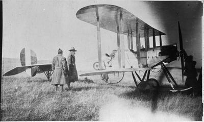 World War I (WWI) aircraft