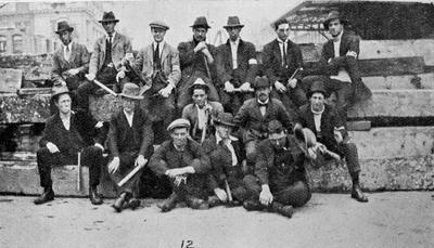 Auckland Waterfront Strike 1913