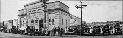 C.L. Innes Ltd. premises in Auckland