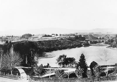 Te Koutu Lake