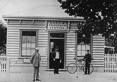 Post & Telegraph Station at Cambridge