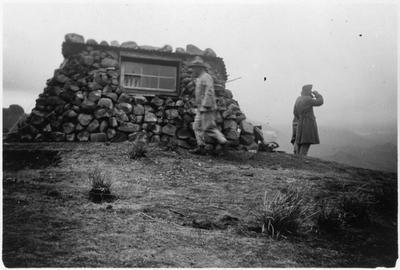 6th Hamilton company NMR Great Barrier Island 1941