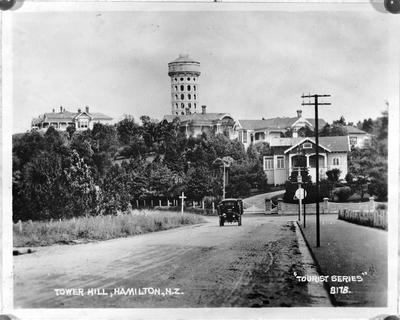 Tower Hill, Hamilton, NZ'