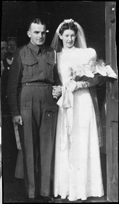 C V Innes (father of the?) bride