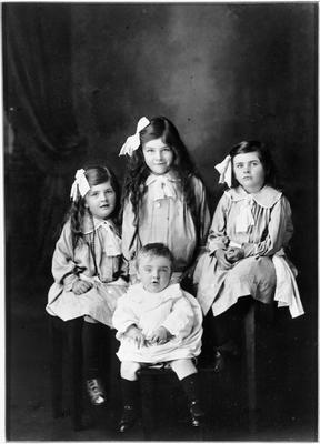 Mason family children